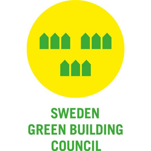 SGBC Logo Sweden Green Building Council